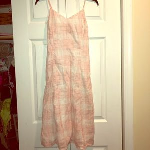 BNWOT Old Navy mid length A line dress size XS